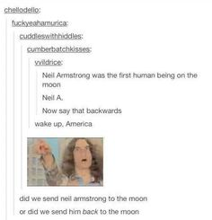 Neil Armstrong, tumblr funny