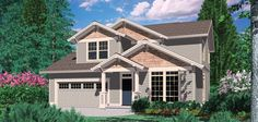 Mascord Plan 21101 -The Connolly