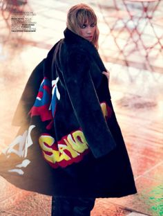 Flash in the Night (Marie Claire Italy)