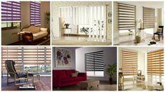 Rolete zebra pentru ferestre moderne si elegante in living