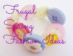 frugal spring fashion ideas