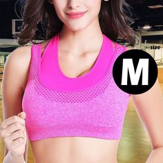 LASPERAL Cropped Top Women Bra Underwear Padded Push Up Bra Tops Double Strappy Seamless Brassiere Female Vests