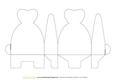 Tutorial: Bomboniere Abiti da Matrimonio - Wedding Dresses Favors by http://sweetbiodesign.blogspot.it/2015/01/tutorial-bomboniere-abiti-da-matrimonio.html
