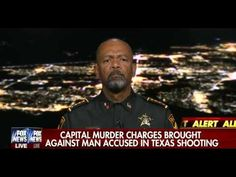 "Black Sheriff says exactly WHO is to blame for ""open season on police"" - Allen B. West - AllenBWest.com"