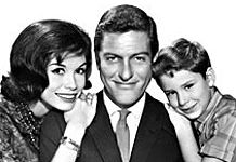 D. and I have re-discovered the quality that is the Dick Van Dyke show.  It's like 30 Rock with a hefty dose of retro.  So palatable.