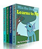 Free Kindle Book -   Childrens Book: Mia the Dragon kids books sets ages 2-4 (Box Set for Children rhyming story for young children)