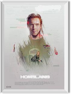adam spizak #poster #homeland