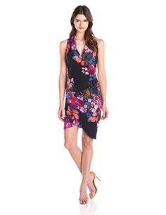 Nicole Miller Women's Stefanie Botanic Dress, Black/Multi... https://smile.amazon.com/dp/B017L2URFM/ref=cm_sw_r_pi_dp_x_CPi7xbANWRYZM