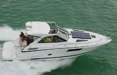 35 ft 2012 Regal Sport Coupe sold by Rick Obey and Associates Duck Blind Plans, Jon Boat, Yacht Boat, Lake Cottage, Fish Camp, Boat Plans, Great Photos, Luxury Cars, Sailing