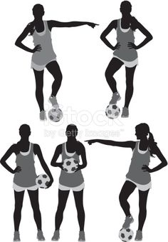 Download this Female Soccer Player vector illustration now. And search more of iStock's library of royalty-free vector art that features Women graphics available for quick and easy download. Running Drawing, Female Soccer Players, Girls Soccer, Free Vector Art, Colored Pencils, Kids Room, Clip Art, Illustration, Character