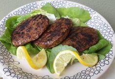 Μπιφτέκια χταποδιού Tandoori Chicken, Steak, Beef, Ethnic Recipes, Food, Meat, Essen, Ox, Ground Beef