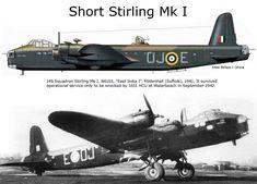 Short Stirling Mk I