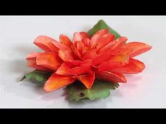 How to Use Sizzix Thinlits Dahlia Flower Die