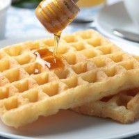 massa para waffle ou panqueca americana sem glúten