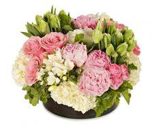 English Garden - Arrangements - Los Angeles Florist tic-tock Couture Florals | Voted Best Florist in Los Angeles