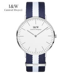 42.50$  Watch here - http://alixqb.shopchina.info/go.php?t=32808025257 - New CARNIVAL Watches Men Top Brand Luxury Mens Nylon Strap Wristwatches Men's Quartz Popular Sports Watches relogio masculino 42.50$ #magazineonline