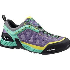 Women 158979: Salewa Firetail 3 Approach Shoe - Women S Mystical Kamille 9.0 -> BUY IT NOW ONLY: $76.42 on eBay!