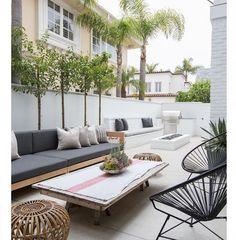Outdoor Living Porch and Patio . Outdoor Living Porch and Patio . Patio Makeover Ideas Update Your Patio for Summer Outdoor Patio Designs, Outdoor Balcony, Outdoor Seating, Outdoor Spaces, Patio Ideas, Outdoor Sofa, Outdoor Patio Rooms, Modern Patio Design, Ikea Outdoor