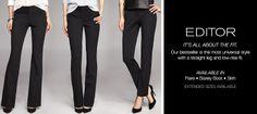 My Favorite Dress Pants!  Express - Womens Editor Pants