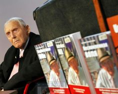 """In memory of Bro. Engleitner, oldest Holocaust survivor, 107 years of age, who died this week. He endured 3 concentration camps because he would not sign a paper renouncing his faith in Jehovah. He was a Jehovah's Witness. """"And the world was not worthy of them"""". Hebrews 11:38"""