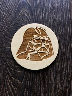 Star Wars Coasters Star Wars wood coasters Star Wars Gift | Etsy Star Wars Gifts, Wood Coasters, Laser Cut Wood, Gifts For Him, Mother Day Gifts, Wood Signs, Anniversary Gifts, Avengers, Woodworking