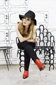 """""""A house made out of glass will surely shatter, so we built a fortress of red bricks and ladders."""" -ZZ Ward"""