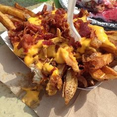Potato Patch at Kennywood Amusement Park in West Mifflin, Pennsylvania. | 23 French Fries You Need To Eat Before You Die