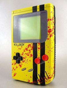KILLBOY #GameBoy #Nintendo Kill Bill
