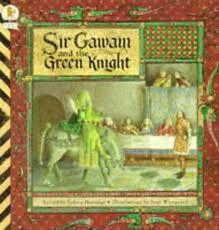 Absence of literature two centuries Ciclo Rey Arturo: Desconocido Obra: Sir Gawain y El Caballero verde