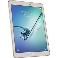 "Samsung Galaxy Tab S2 9.7"" 32GB Tablet - Gold - SASM-T813NZDEXAR (Certified Refurbished) #Samsung #Galaxy #Tablet #Gold #SASM #TNZDEXAR #(Certified #Refurbished)"