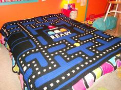 Crochet blanket for men afghan patterns star wars Ideas Pixel Crochet, C2c Crochet, Manta Crochet, Love Crochet, Baby Blanket Crochet, Crochet For Kids, Crochet Crafts, Crochet Baby, Crochet Projects
