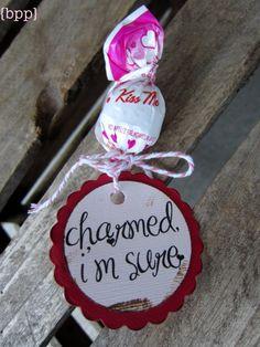 sucker valentines