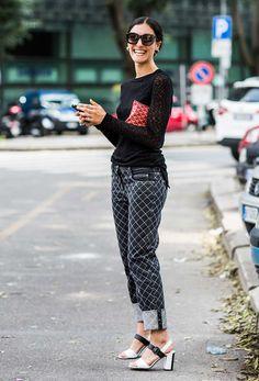 10 Rules of Style: Giorgia and Giulia Tordini Pre-AW15