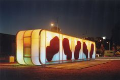 Loungin Paviljoen /Siebold Nijenhuis Architect