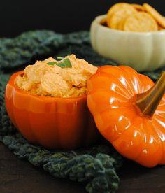 Creamy Pumpkin Parmesan Dip Recipe - RecipeChart.com