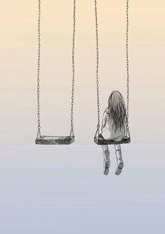 no pienses que por estar sola eres invisible solo que todavia tu compañia no se vuelve invisible
