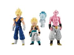 Toys & Hobbies Search For Flights 6pcs Dragon Ball Burdock Super Saiyan 4 Vegeta Gotenks Action Figure Toy Doll Brinquedos Figurals Collection Dbz Model G Sophisticated Technologies