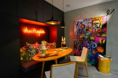 The Live - in kitchen by Lisiane Scardoelli