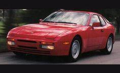 1986 Porsche 144 Turbo - one of Car & Driver's 10 best.