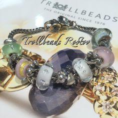 TROLLBEADS con etichetta trollbeadsrostov ⋆ Un Mondo di Trollbeads