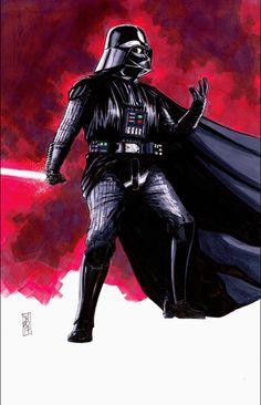 Darth Vader by Hodges-Art