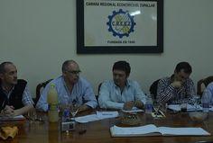 """La Cámara Regional Econónica """"El Zapallar"""" presidida por Gustavo Zimmerman apoya a la FECHACO ante el reclamo de cortes de rutas y piquentes en la provincia."""