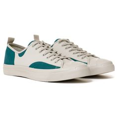 First String Jack Purcell x Hancock Rally Ox Teal
