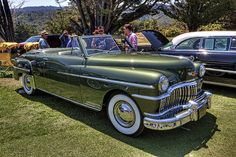 1949 DeSoto Custom Convertible