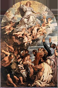 The Assumption of Mary: Quotes and Images – joy of nine9