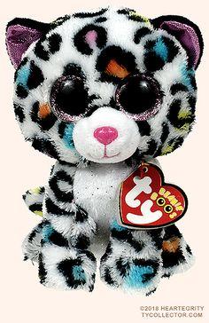 Tilley - leopard - Ty Beanie Boos Beanie Boo Dogs f32e8befe5e3