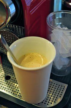 Vietnamese Iced Coffee w/ Nespresso