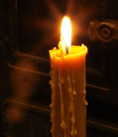 beeswax candles - Google Search