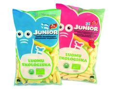 Real Snacks maissinaksut   Sinivalkoinen valinta