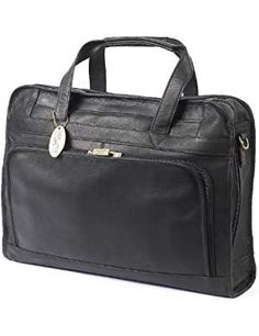 Claire Chase Professional Computer Briefcase, Black, One Size Best Handbags, Fashion Handbags, Briefcases, Travel Luggage, Claire, Link, Image, Fashion Design, Briefcase
